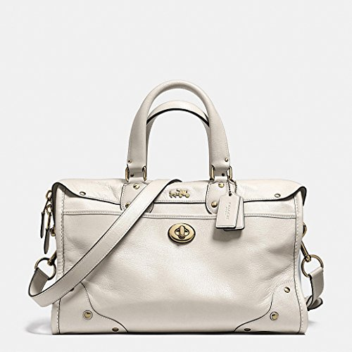 Coach Rhyder Satchel in Leather #33689