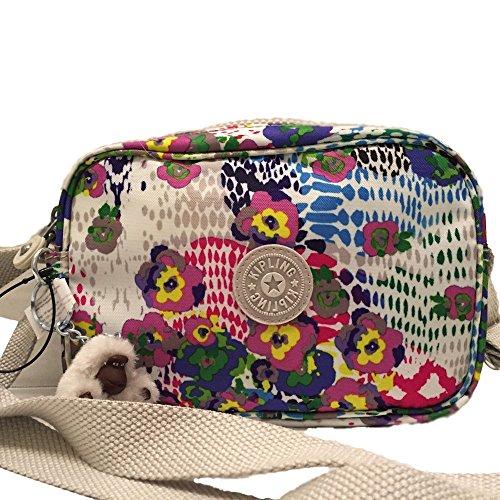 Kipling Dee Handbag Daisy Dance Print