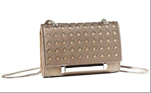 Big Buddha Rowan Small Crossbody Handbag Bronze