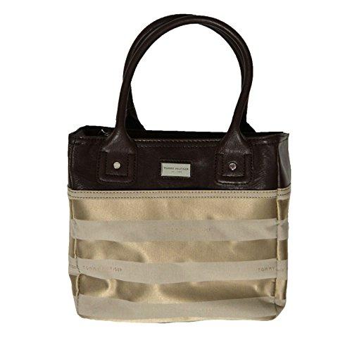 Tommy Hilfiger Striped Purse Small Handbag