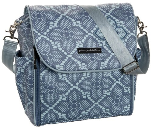 Petunia Pickle Bottom Boxy Backpack Diaper Bag (Evening in Essex)