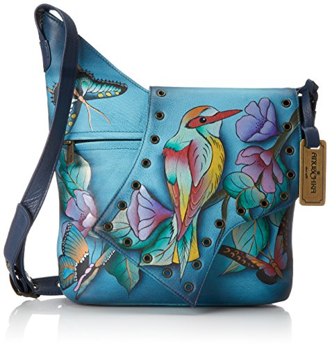Anuschka 432 Flap Bag