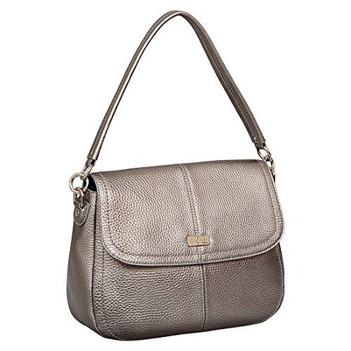 Cole Haan Jenna Shoulder Bag in Armor
