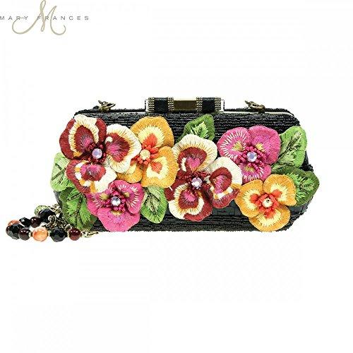 Mary Frances Fleur Handbag