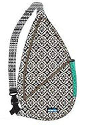 Kavu Women's Paxton Pack, Black Mosaic, One Size