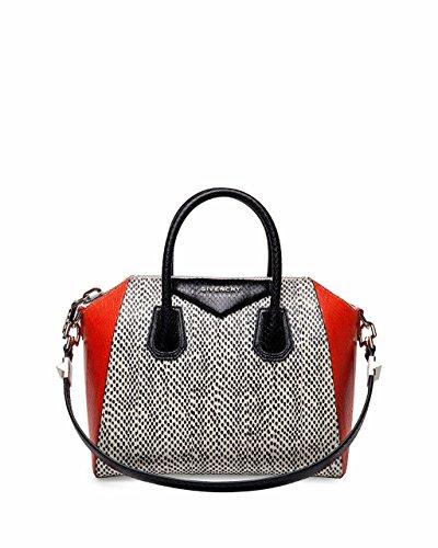 Givenchy Women's Snakeskin Antigona Elaphe Handbag