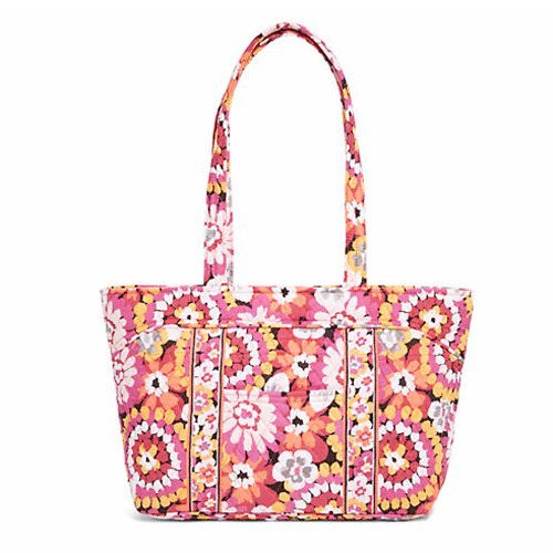 Vera Bradley Mandy Shoulder Bag In Pixie Blooms, 11450-207