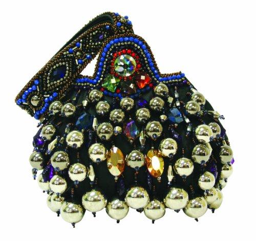 Mary Frances New Moon Handbag