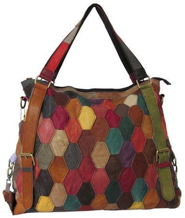 Amerileather Miya Handbag/Shoulder Bag (#1738-9)