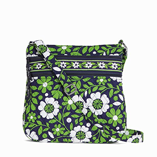 Vera Bradley Triple Zip Hipster (Lucky You)