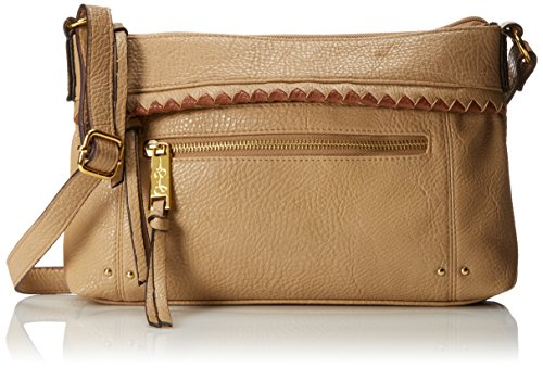 Jessica Simpson Dream Weaver Cross Body Bag