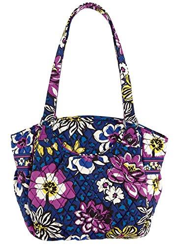 Vera Bradley Glenna Shoulder Bag (African Violet)