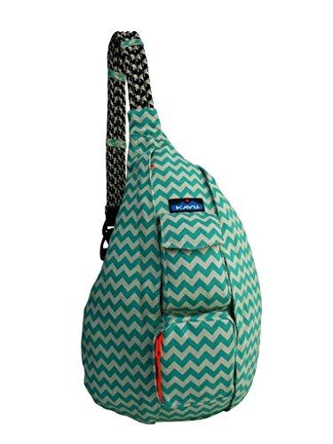 Kavu Women's Rope Bag, Sea Wave, One Size
