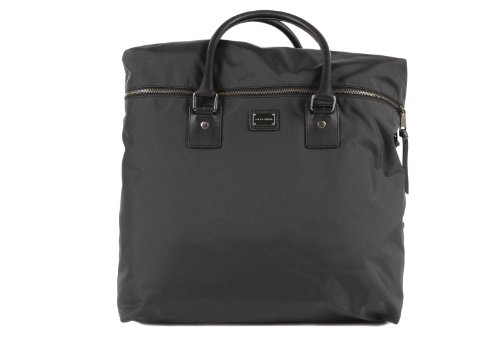 DOLCE&GABBANA travel duffle weekend shoulder bag Nylon grey