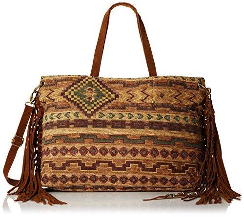 Lucky Brand Fleetwood Foldover Travel Handbag