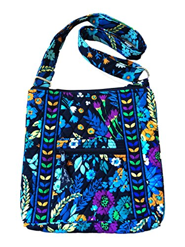 Vera Bradley Hipster in Midnight Blues with Solid Navy Interior