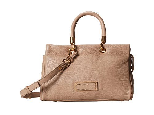 Marc by Marc Jacobs Women's Too Hot To Handle Satchel Tracker Tan