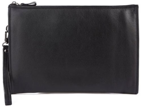 Zenness Small Business Clutch Cash Purse Phone Ipad Tablet PC Wristlet Handbag