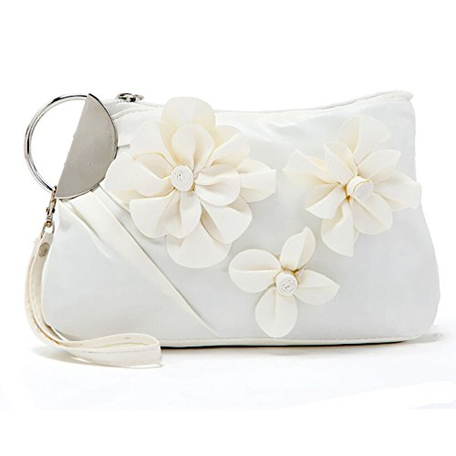Women's Fashion Rose Pattern Clutches|Evening Bags