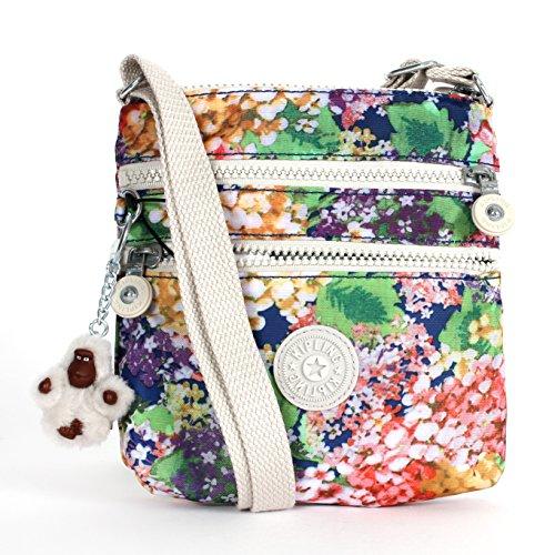 Kipling Alvar X-small Cross Body Mini Bag in Garden Party