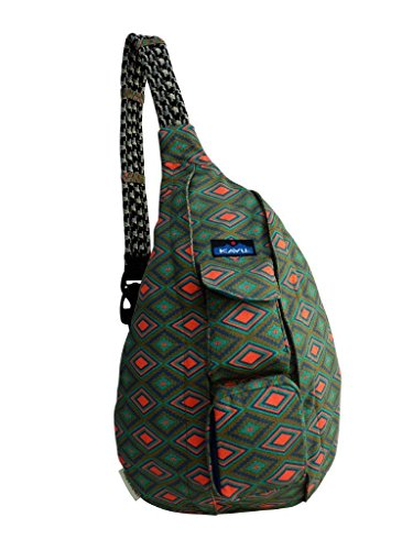 Kavu Women's Rope Bag, Diamond Quilt, One Size