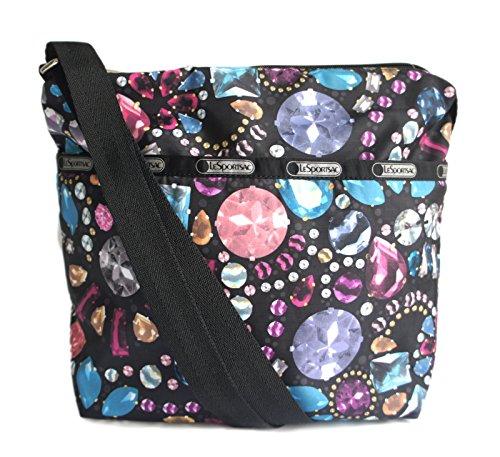 Lesportsac Small Cleo Cross-Body Handbag Crystalized