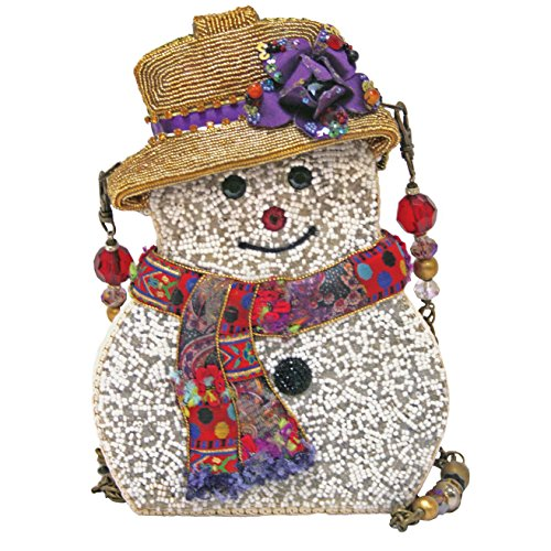 Mary Frances Snow Belle Handbag