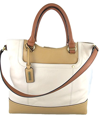 Tignanello Smooth Operator Shopper in Sand/Honey