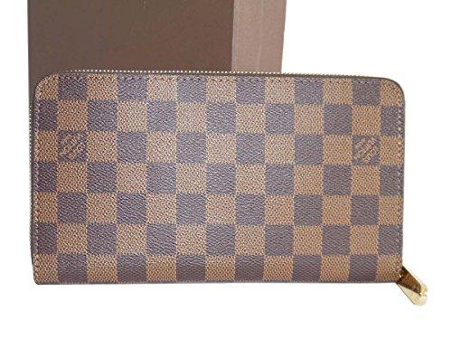 Louis Vuitton Zippy Organiser Damier Canvas N60003