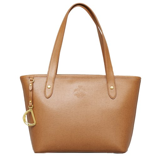 Ralph Lauren Sloan Street Shopper Tote in Lauren Tan