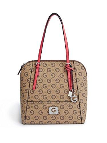 G by GUESS Women's Angola Logo Dome Handbag