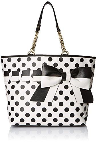 Betsey Johnson Gift Me Baby Tote Shoulder Bag