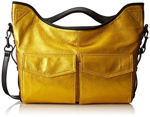 L.A.M.B. Top Handle with Pockets Shoulder Bag