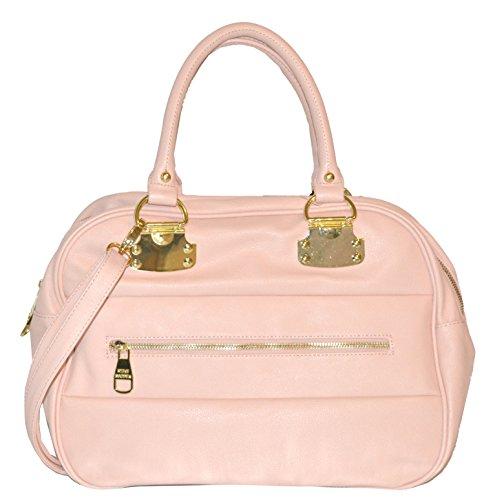 Steve Madden Bvanity Satchel Tote Shoulder Bag Handbag Purse