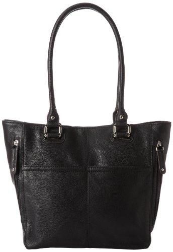 Tignanello Perfect Pockets Medium Travel Tote, Black, One Size