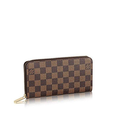 Louis Vuitton Zippy Wallet Damier Canvas N60015
