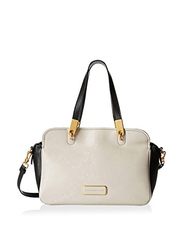 Marc by Marc Jacobs Women's Ligero Satchel, Black, One Size