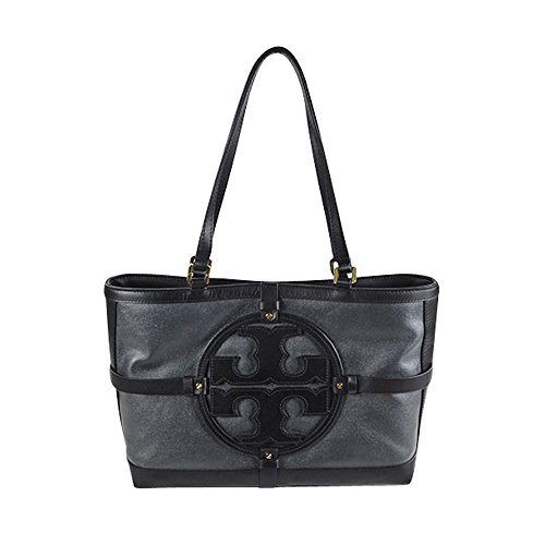 Tory Burch Holly East West Tote Black