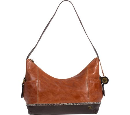 The Sak Kendra Hobo Shoulder Bag, Brown Snake Multi, One Size