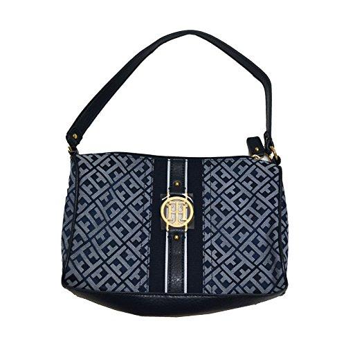 Tommy Hilfiger Purse Womens TZ Shoulder Bag Blue