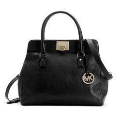 Michael Kors Astrid Women's Leather Handbag Satchel Black