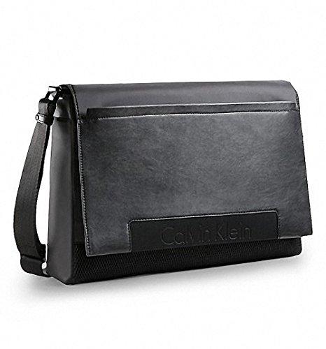 Calvin Klein Jaiden Messenger Bag Black