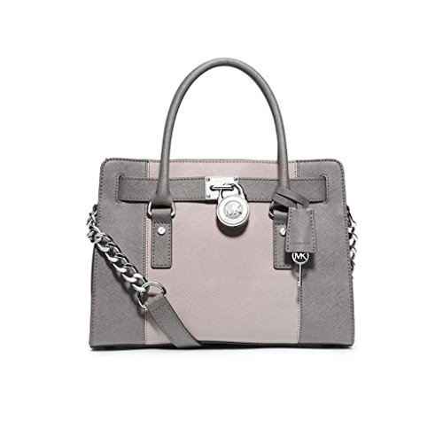 MICHAEL Michael Kors Hamilton Colorblocked East/West Satchel
