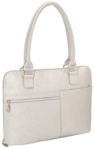 Hobo International Handbags Urban Oxide Commute Tote Bag – Silver
