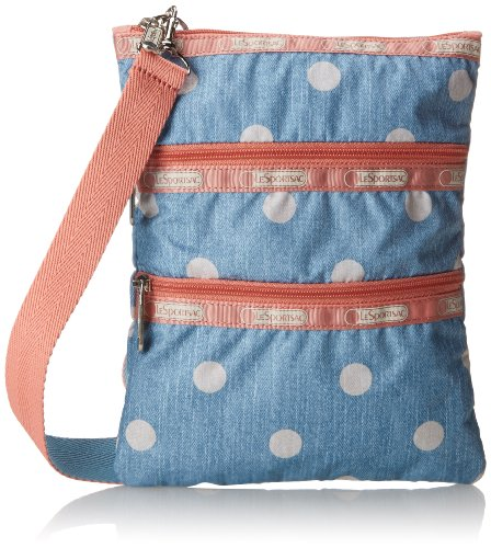 LeSportsac Kasey Cross-Body Handbag,Marais,One Size