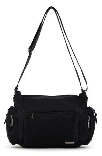 Scarleton Sided Pocket Shoulder Bag H1503