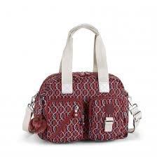 Kipling Defea Blurred Lines Handbag Shoulder Bag