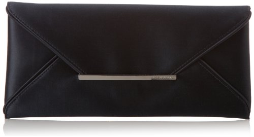 BCBG EW Envelope W Embellished Eyes Evening Bag