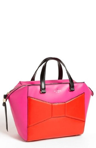 Kate Spade New York 2 Park Avenue Beau Bag Vivid Snapdragon/Maraschino
