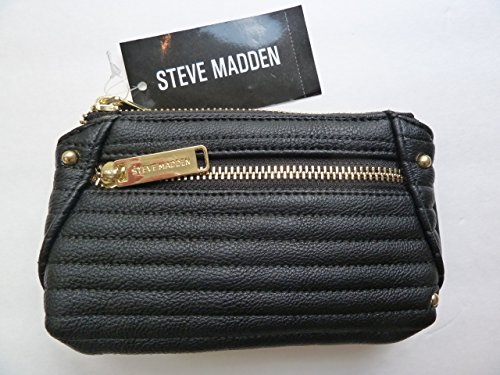 Steve Madden Wallet Black